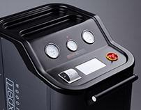 Behr ACxpert 1000a - machine interface