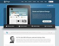 Procyon - Corporate Business Wordpress Theme 6
