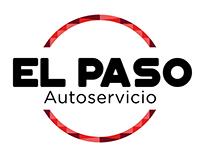 """Identidad Corporativa """"El Paso Autoservicio"""""""