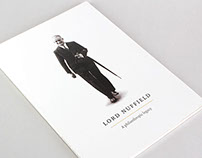 Lord Nuffield, A Philanthropic Legacy: book design