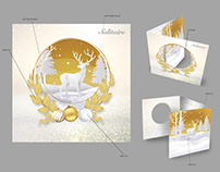 BCA SOLITAIRE CHRISTMAS GREETING CARDS