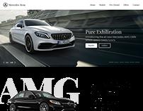 Mercedes-AMG Concept Site