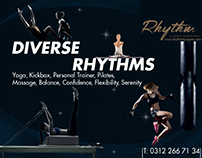 Rhythm By Sports Tasarım ve Reklam Çalışmaları