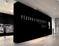 Person of Interest Museum Exhibit