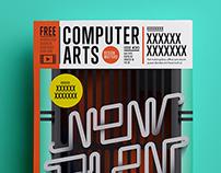 Computer Arts - New Talent
