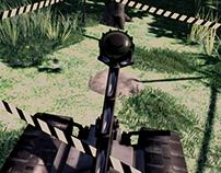 VR Mines - UE4