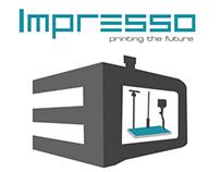www.impresso3d.com - A Responsive Website