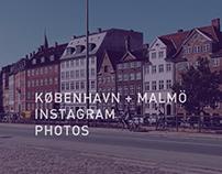 København + Malmö
