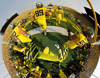 Ducks 360 video experience