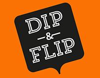 Dip & Flip Branding