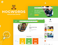 Hogwords | Education Center WordPress Theme