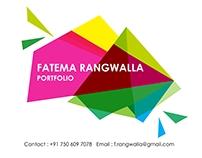 Fatema Rangwalla Portfolio