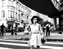 Sao Paulo - B&W