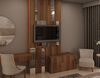 Double Bedroom (hotel Project)