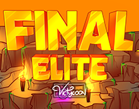 LOGO and ICONS - Final Elite (Minecraft Server)