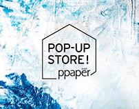 PPAPER shop|POP-UP STORE