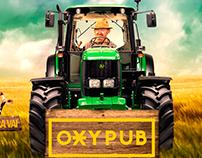 1° Tratoraço - Oxy Pub