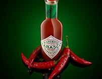 TABASCO - Advertising Food Photography