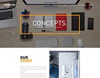 Tangerine Website