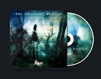 The Twilight Garden - Hope CD Packaging Design