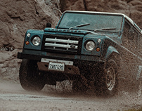 Rolex X Land Rover Defender