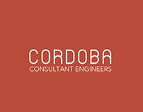 CORDOBA - Logo & Typography
