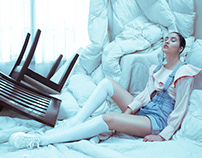 FASHION EDITORIAL FREAK for TOKSICK MAGAZINE