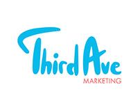 Third Ave Marketing Logo Design