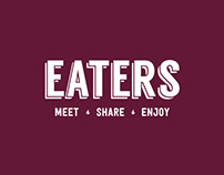 Eaters / Branding & Website