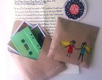 """Dva Zagorodnyh Doma """"Reshebnik"""" cassette release"""