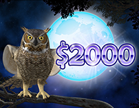 Night Owl - Big Red Button Promotion