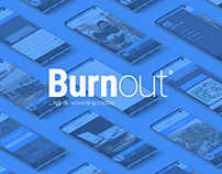 Burnout app - Creative networking