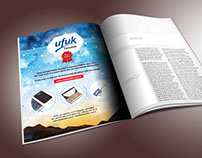 Reklam Sayfası Tasarımı