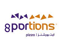 8portions branding