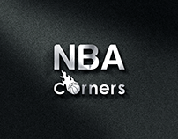 logo for (NBA Corners) site