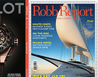 Robb Report Thailand, November 2015