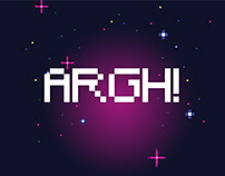 ARGH! Mobile game for Designers