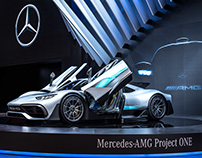 Mercedes-Benz: 2018 Auto Show