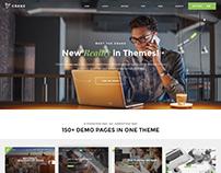 Crane - Multipurpose Wordpress Theme