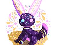 Rabbit Alebrije
