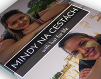 "Photobook ""Mindy na cestách"" bloggers"