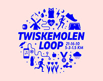Twiske Molen Loop | T-shirt design