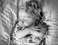 Cora Lynn, 3 Months