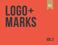 LOGOS & MARKS - Volume 3