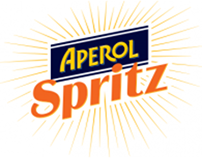 Aperol Spritz Photo Stand