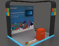 Microsoft - Ignite Booth