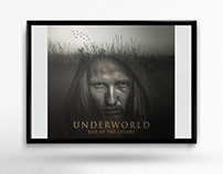 Underworld II Movie Poster .