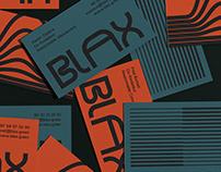 Blax — Visual identity