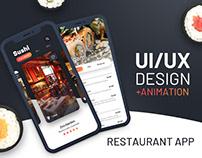 Restaurant App - Prototype