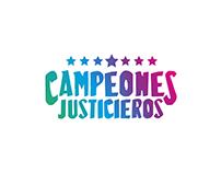 Campeones Justicieros
